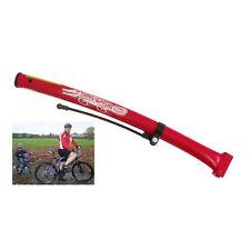 PISTE Gator trailgator enfants cyclisme vélo Barre de remorquage couleur rouge