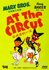 At the Circus (1939) - The Marx Brothers - DVD NEW