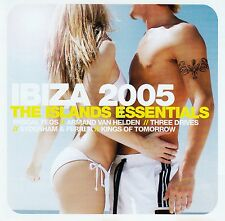 IBIZA 2005 - THE ISLAND'S ESSENTIALS / 2 CD-SET - NEU