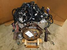 6.0 LITER ENGINE MOTOR CHEVY DROPOUT LQ4 CHEVY GMC 128K DROP OUT LS SWAP