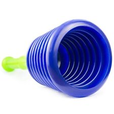 Large Plunger:  For Sinks, Bathtubs, Drains, Kitchens Waste and More (Luigi's)