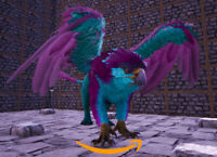 Ark Survival Evolved PC-PVE NEW-Cotton Candy Collection GRIFFIN [clone]Level 223