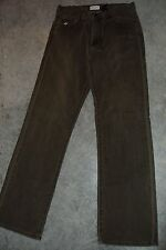 DKNY Jeans-Sz 30-Acid Wash-Black-Cotton-Inseam 34-Low-Medium-Relaxed