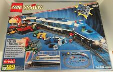 Lego Systems Electric Train 9V ~ # 4561 ~ Railway Express ~ Incomplete Set