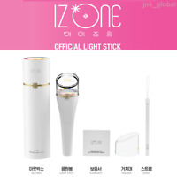 "IZ*ONE IZONE OFFICIAL FAN LIGHT STICK ""100% Authentic"" + Free Tracking Number"