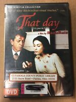 That Day {Ce jour-la} (DVD, 2006) FREE Domestic Shipping and Returns