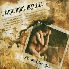 L'AME IMMORTELLE - Als Die Liebe Starb CD
