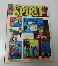 1976 THE SPIRIT by Will Eisner #13 FN+ Warren Magazine