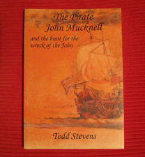 The Pirate John Mucknell Shipwreck salvage scuba diving treasure book Scilly