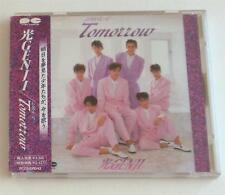 GENJI Tomorrow  CD Pony Canyon  JAPAN  Import   20 Page Photo Book & Lyrics +OBI