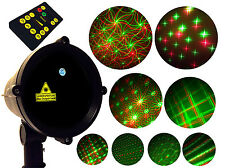 Holiday Laser Christmas Light Projector For Outdoor Christmas Laser Light Show