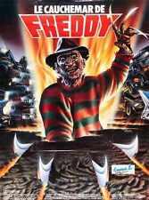 Pesadilla En Elm Street 4 Poster 03 A2 Caja Lona Impresión