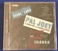 Pal Joey Broadway Cast Recording 2003 Reissue Remaster Bonus Tracks New OOP