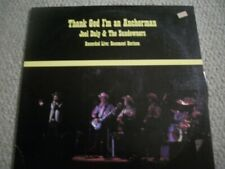 Joel Daly & The Sundowners,Live,Thank God I'M An Anchorman (Rare) Lp