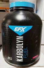 EFX Sports KARBOLYN FUEL 2 lb - 4.4 lb PICK FLAVOR Karbolyn Hydrate Brand New