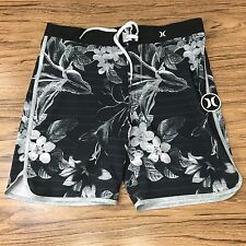 New Hurley Phantom Board Shorts Size 32 Retail $60