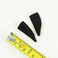 Male Socks Black Fit for 1/6 Scale Hot Toys Action Figures