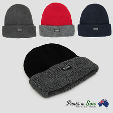 Mens Knitted Hats Winter Men Unisex Womens Hat Fashion Black Red Grey