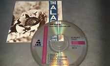 CD THE ALARM - ELECTRIC FOLKLORE LIVE / TOP