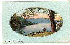 More details for the lower lake - killarney photo postcard c1910