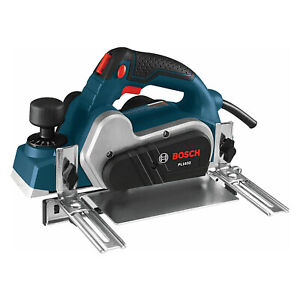 Bosch PL2632K 3-1/4 Inch Planer Kit with a 6.5 Amp Motor and Carrying Case, Blue