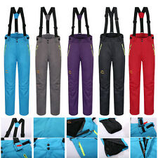 2015 NEW Lady Women Professional 2in1 Waterproof Breathable Skiing Outdoor Pants