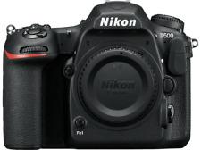 Cámara Reflex - Nikon D500, Cuerpo