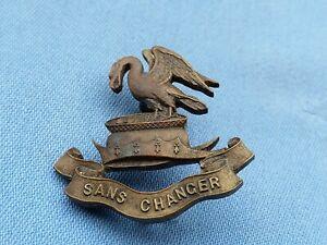 WW1 The Liverpool Pals cap badge.