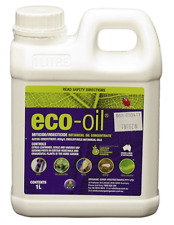 Eco-oil - 1L Organic Miticide and Insecticide - Control Aphids, Mite, Whitefly..