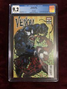 Venom #26 1:50 Bagley Variant CGC 9.2 1st virus