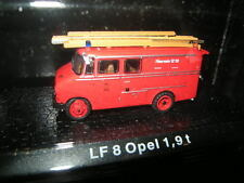 1:72 Ixo lf 8 Opel 1,9t bomberos VP