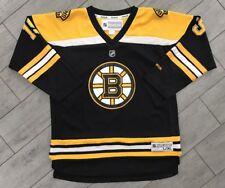 Vintage Boston Bruins Tyler Seguin Reebok Hockey Jersey Size Youth L/XL