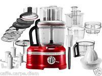 KitchenAid Robot Kitchen 5KFP1644 FULL OPTIONAL + 25 accessories Food Processor