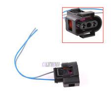 Washer Fluid Sensor 2 Pin Plug w/ Pigtail For VW Golf Passat Audi Skoda Seat New