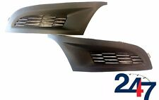 NEW VW POLO 6R 2009-2016 PAIR FRONT BUMPER LOWER GRILLE COVERS TRIM RIGHT LEFT