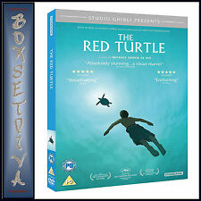 THE RED TURTLE - STUDIO GHIBLI MOVIE  *BRAND NEW DVD***