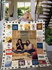 Gilmore Girls Cute Fleece Blanket Printing in US