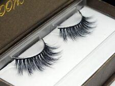 Soft Natural Long 3D 100% Real Mink False eyelashes For Eye Makeup 1 Pair