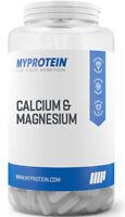 MHD 11/18 MyProtein Calcium & Magnesium Kalzium Mg Tabletten Kapseln 90 Stück