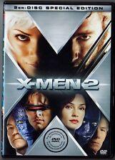 X-Men 2 (2 DVD Special Uncut Edition) • Wolverine • Logan • über 3,5 Std. Bonus!