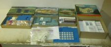 BACHMANN PLASTICVILLE O&S MODEL TRAIN LAYOUT BUILDING LIT LOT (4 INCLUDED!)