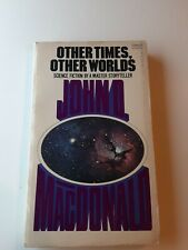 OTHER TIMES, OTHER WORLD'S  1978  JOHN D. MACDONALD 1ST PRINT VG SEE PHOTOS