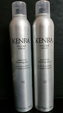 2X   Kenra 25  VOLUME SUPER HOLD FINISHING HAIRSPRAY 10 oz (283g)