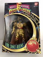 "Bandai Mighty Morphin Power Rangers Evil Space Aliens ""Goldar"" In Box"