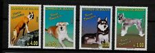 Bolivia Sc 1304-7 Nh issue of 2006 - Dogs