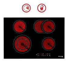 New listing Refurbished Gasland 30'' Built-in Vitro Ceramic Surface Radiant Electric Cooktop
