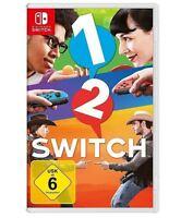 1-2-Switch - Nintendo Switch - NEU & OVP - Deutsche Version - USK 6