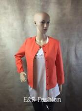 Zara Cotton Jacket Size Medium (b4) Ref 7470 324