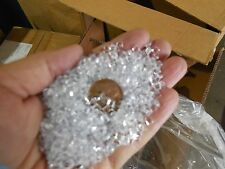 PC 10R-112 (V6) CLear Polycarbonate Plastic Pellets Resin Material 55 Lbs (MI 6)