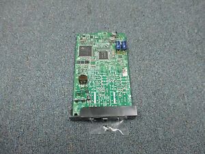 Panasonic KX-TVA50 Voice Mail System - KX-TVA503 2 Port DPITS Expansion Card